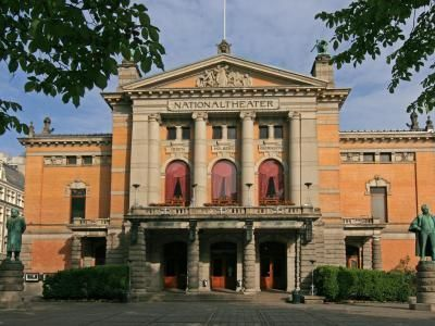 Tegninger Nationaltheatret